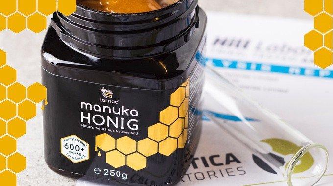 Larnac Manuka Honig 4 Inhaltsstoffe 2019