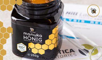 Diese 4 Inhaltsstoffe garantieren einen echten und hochwertigen Manuka Honig