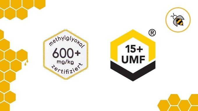 Larnac Manuka Honig MGO UMF 2019