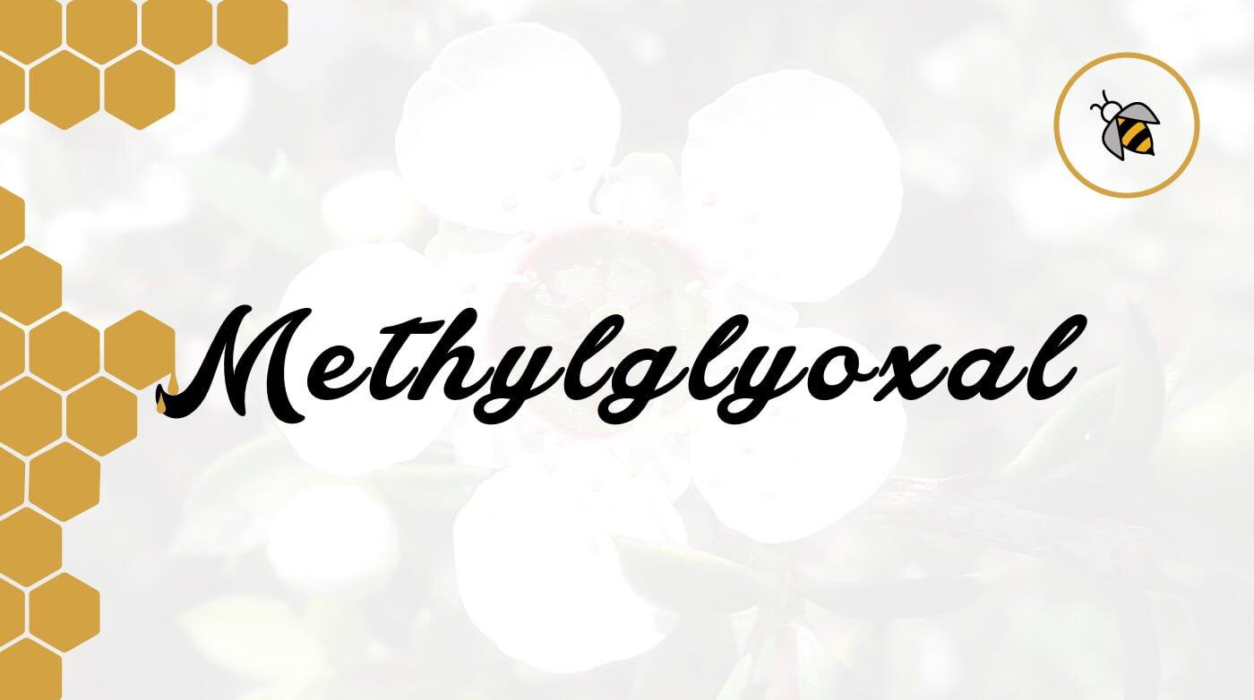 Manuka Honig Methylglyoxal