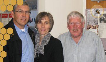 Prof. Dr. Peter C. Molan – der Vater der Manuka Honig Industrie