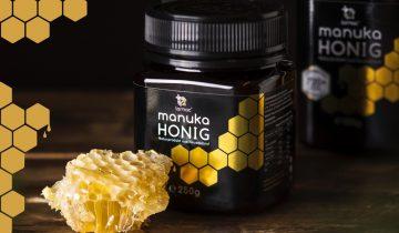 Echten Manuka Honig kaufen – beachten Sie diese 4 Dinge